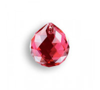 Bola 8558/20mm Bordeaux Swarovski Crystal