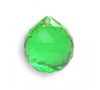 Bola 8558/20mm Light Peridot Swarovski Crystal