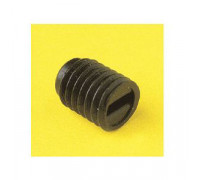 5068/10///16 Tornillo Roscado Nylon66-RV Blanco