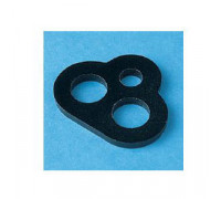 5110//////16 Presacable Nylon66-RV Blanco