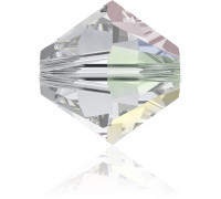 5328 2,5mm Crystal Aurore Boreal (001 AB)
