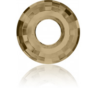 6039 25mm Crystal Golden Shadow(001 GSHA)