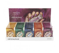 Expositor C Crystal Pixie PETITE colores verano set 5g (20uds)