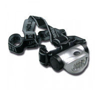 Linterna frontal 8 Led ajustable