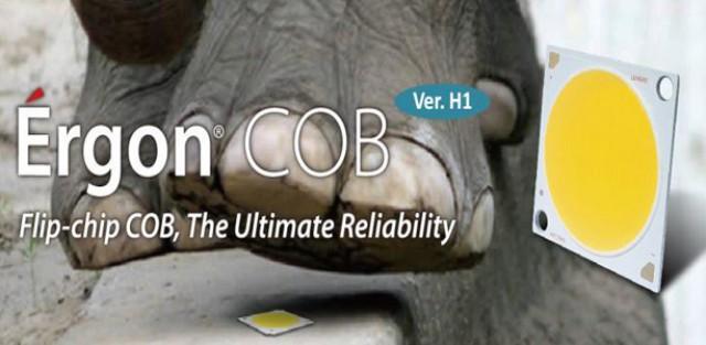 Módulo led COB h1 Lumens