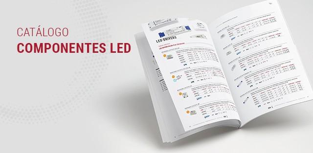 Presentamos NUEVO catálogo Componentes LED 2019-20