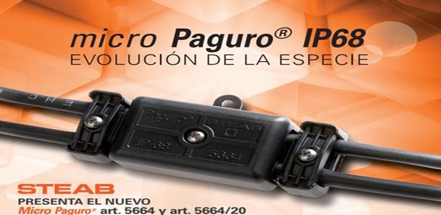 Caja estanca IP68 Micro Paguro