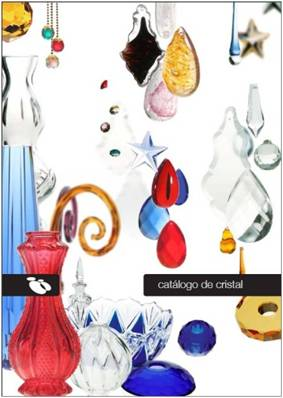 Componentes de cristal y material eléctrico para la industria de iluminación, Muebles y Accesorios para Baño