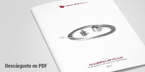 folleto suspensores y accesorios
