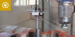 Producción y manipulado del cable textil